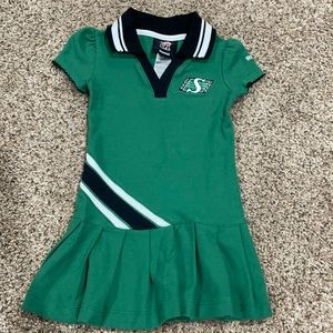 2T Roughriders dress
